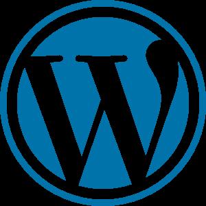 Twenty Twenty theme WordPress logo